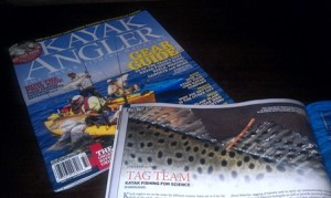 Conservation Articles in Kayak Angler Mag