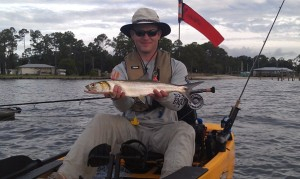 Kayak Fishing World Record 1