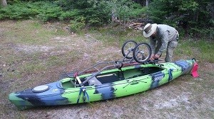 Dad Dollie Kayak 300