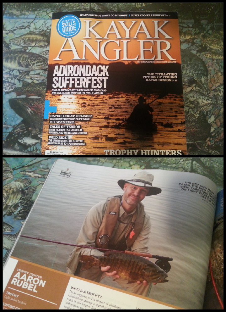 kayak angler mag fall 2016